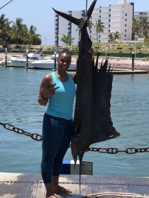 Deep Sea Fishing in Mexico!